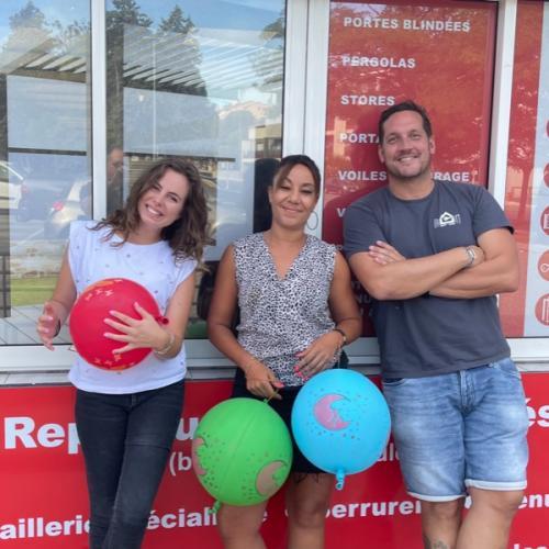UNE NOUVELLE RENVERSANTE - La Serrurerie Menuiserie Martégale fête ses 1 an !